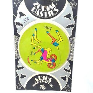 ARIES Vintage ZODIAC Pasties-GROOVY, RETRO NOS!